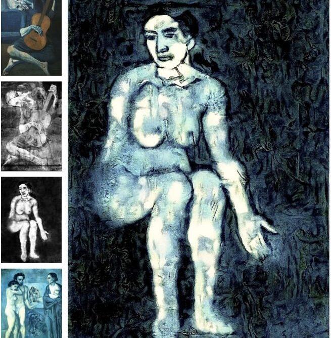 AI odtworzyła zamalowany obraz Picassa